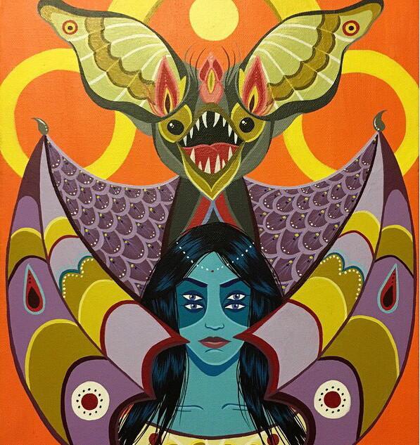 Bat Queen
