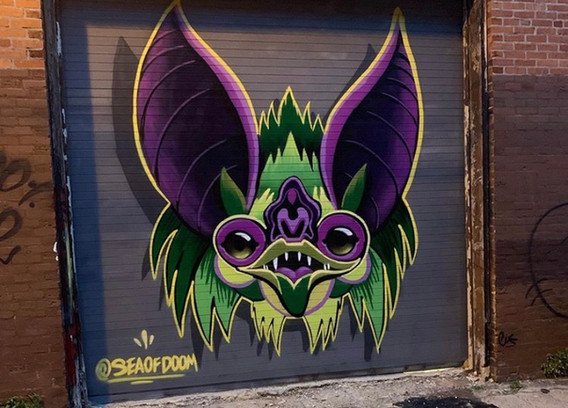 Joker Bat