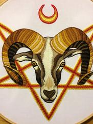 Sabbatic Goat