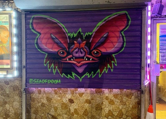 Mayfair Bat