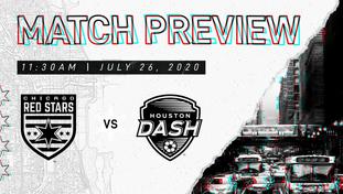 Match Preview: Houston Dash vs. Chicago Red Stars
