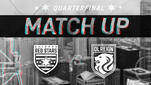 Chicago to Face OL Reign in NWSL Challenge Cup Quarterfinals