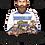 """Thumbnail: GREENOCK MORTON FC """"HIPSTER"""" T-SHIRT"""