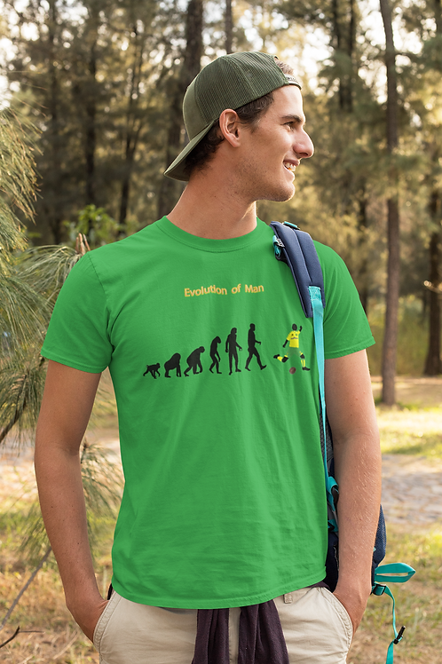 EVOLUTION of MAN T-SHIRTS - All teams available