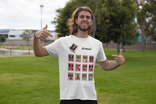 PANINI T-SHIRT ( TEAMS RO - YO )
