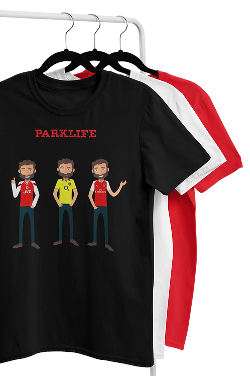 PARKLIFE T-SHIRTS ( TEAMS - A - RO )