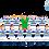 """Thumbnail: GREENOCK MORTON FC """"LEGENDS"""" T-SHIRT"""