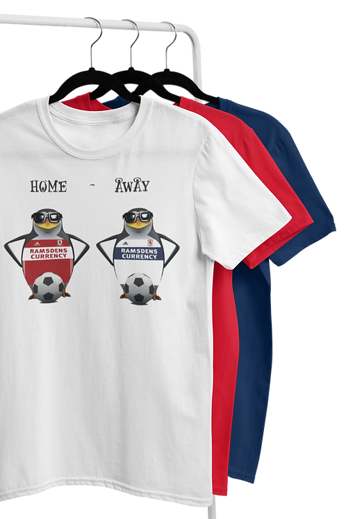 PENGUINS T-SHIRTS - All teams available