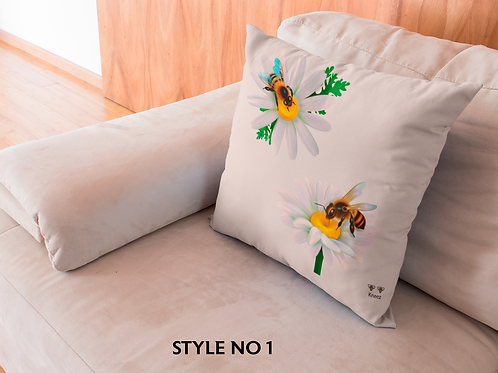 TOP QUALITY PRINTED COTTON CANVAS CUSHION COVER