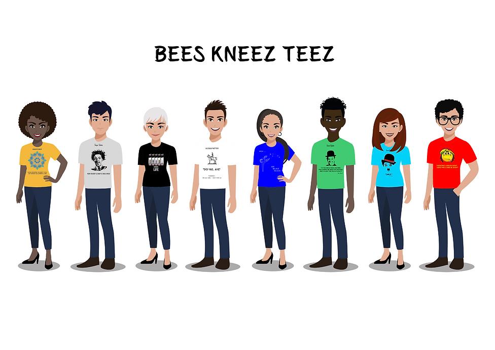 BEES KNEEZ TEEZ.png