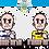"Thumbnail: GREENOCK MORTON FC ""HOME & AWAY"" T-SHIRT"