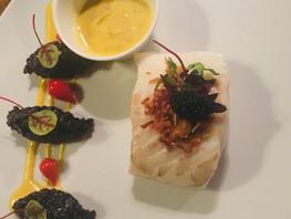 Dos_de_cabillaud_sauce_curry_et_pommes,_