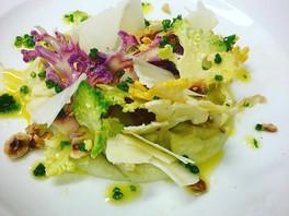 Salade de choux fleur
