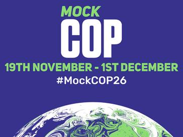 High Level Statement skrif fyrir MockCOP26