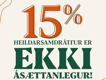 Ungt fólk krefst metnaðarfyllri landsmarkmiða
