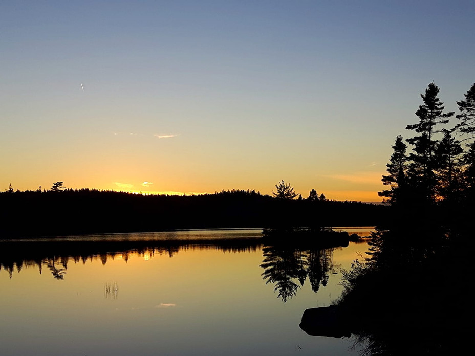 Todd Beal, Fox Lake Sunrise