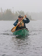 Canoeing Birch Cove Lakes