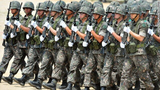 Military service enlistment in South Korea  celebrity mandatory army