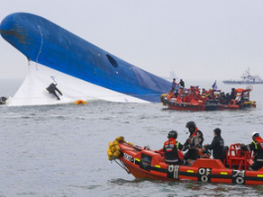 The Sewol Ferry Incident