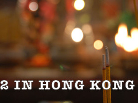 Day 2 in Hong Kong