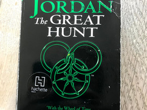 Wheel of Time 2 : The Great Hunt (part 2)