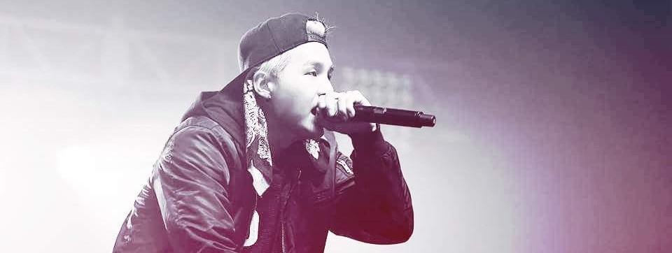 Kpop, K-pop, BTS, Bangtan, The K-pop Encyclopedia, Concert, Min Yoongi, Suga, Agust D, rap, rapping, rapper, hip hop, k-hiphop, Cypher pt.2, All Force One