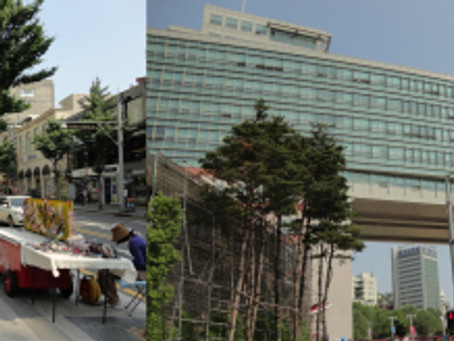 Hongdae and About.