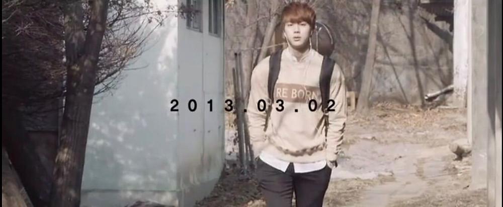Bangtan BTS Begins Live Trilogy 2015 Seokjin Kim Jin