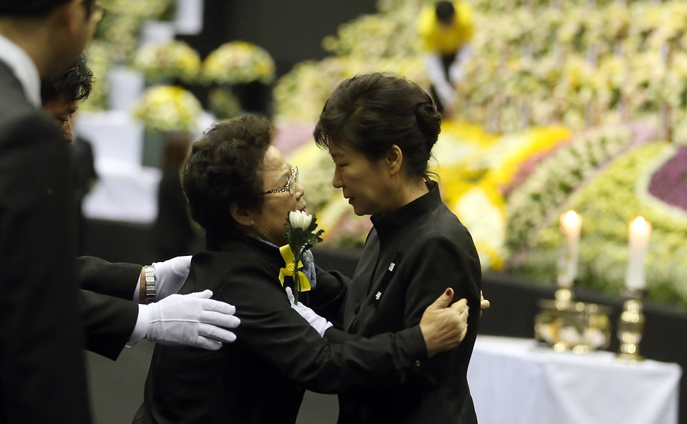 The Sewol Ferry Capsizing Incident Full Account