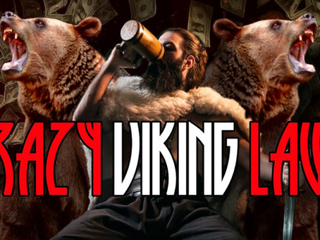 Crazy Viking Age Laws