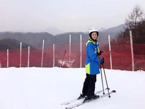 Days 53-56: Skiing in Korea