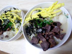 [TRANS] Jin Recipe : Rice Cake Soup