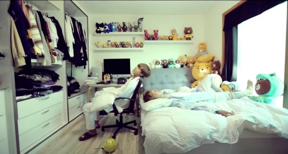 BTS Bangtan Dorm comeback show