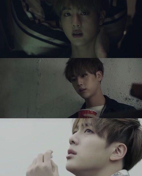 BTS Bangtan Seokjin Jin run HYYH screenshot theory