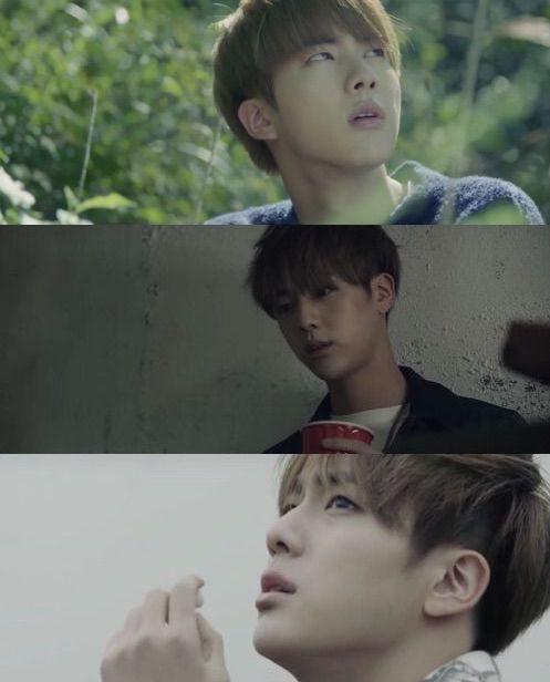 Bangtan BTS Seokjin Jin Run MV Butterfly Handsomee HYYH