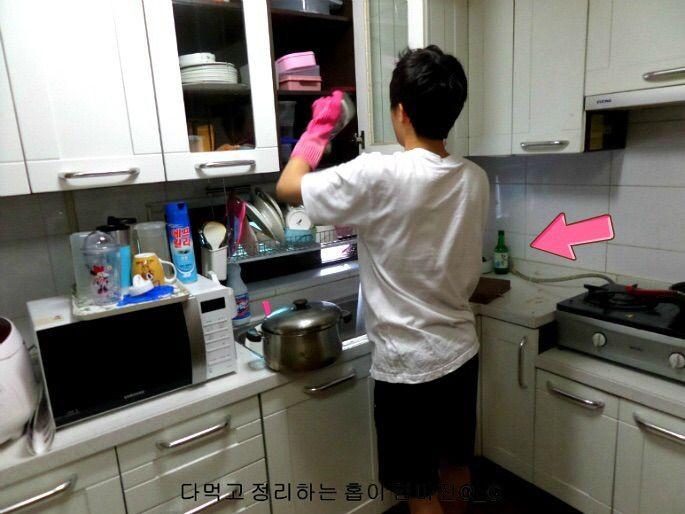 Jin Seokjin BTS Bangtan Worldwidee Handsome Recipe Hungry Chicken Diet pre-debut