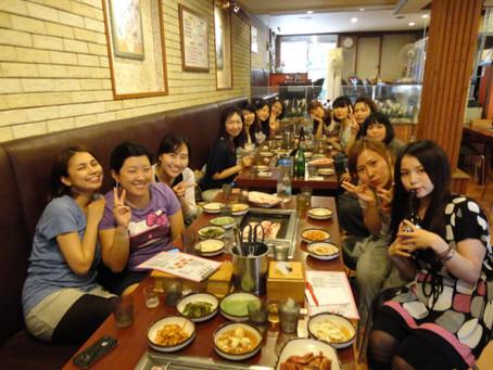 The sweet taste of Soju