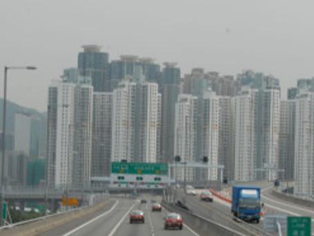 Hong Kong: the Beginning