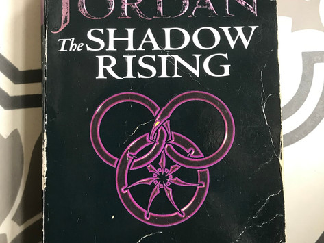 Wheel of Time 4 : The Shadow Rising (part 3)