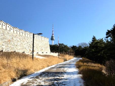 Days 58-59: Ice cold Namsan
