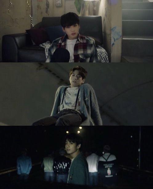 BTS Bangtan Jungkoook JK run HYYH screenshot theory