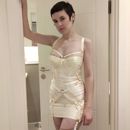 Bordelle | Bondage Angela Dress