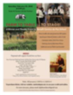 CDP-Fundraiser-Feb 2020 8.5x11 flyer for