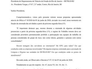 Retomada das Atividades - Decreto 47.112/2020