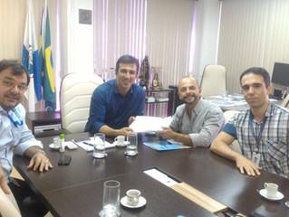 Resumo: Reunião com a Presidência do Detran/RJ