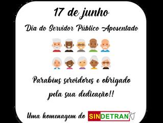 Dia do Servidor Público Aposentado
