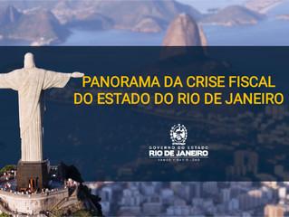 Panorama da Crise Fiscal do Estado do Rio de Janeiro