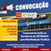 Convocatória Em Caráter Extraordinária para participação de Ato Público Pacífico.