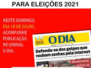 INFORMATIVO DE CONVOCAÇÃO PARA A ELEIÇÃO  2021