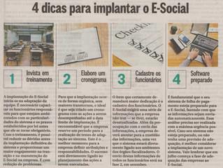 RESOLUÇÃO DO COMITÊ DIRETIVO DO E-SOCIAL Nº 3, DE 29 DE NOVEMBRO DE 2017